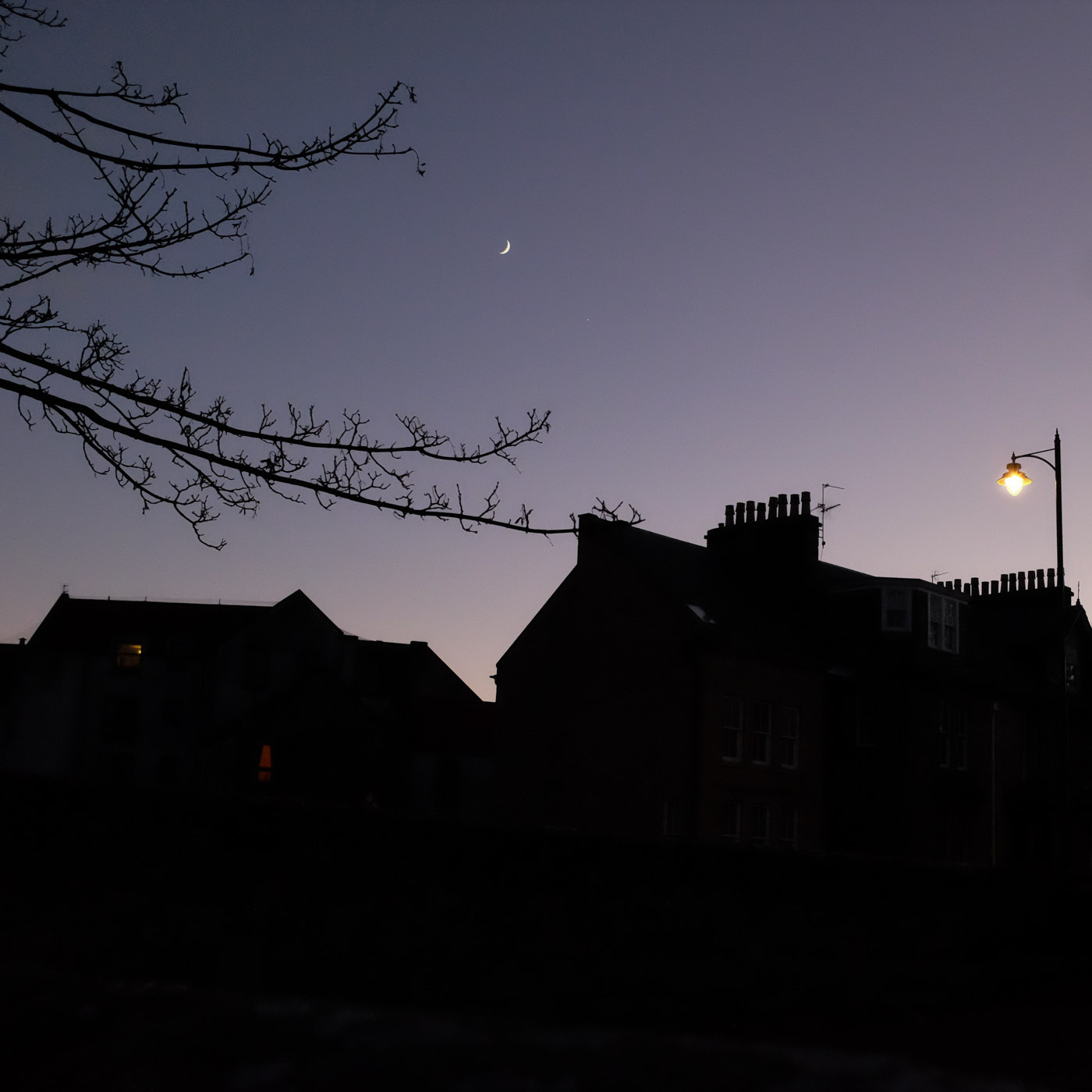 St Andrews at Night