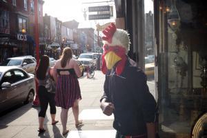 The Chicken Man