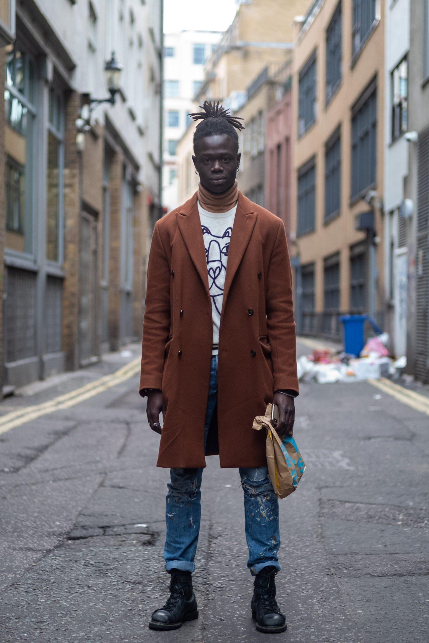 Serendipity: Portraits of Strangers in Soho