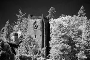 Castles Kirks Ruins